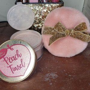 Too Faced Peach Tinsel Highlight